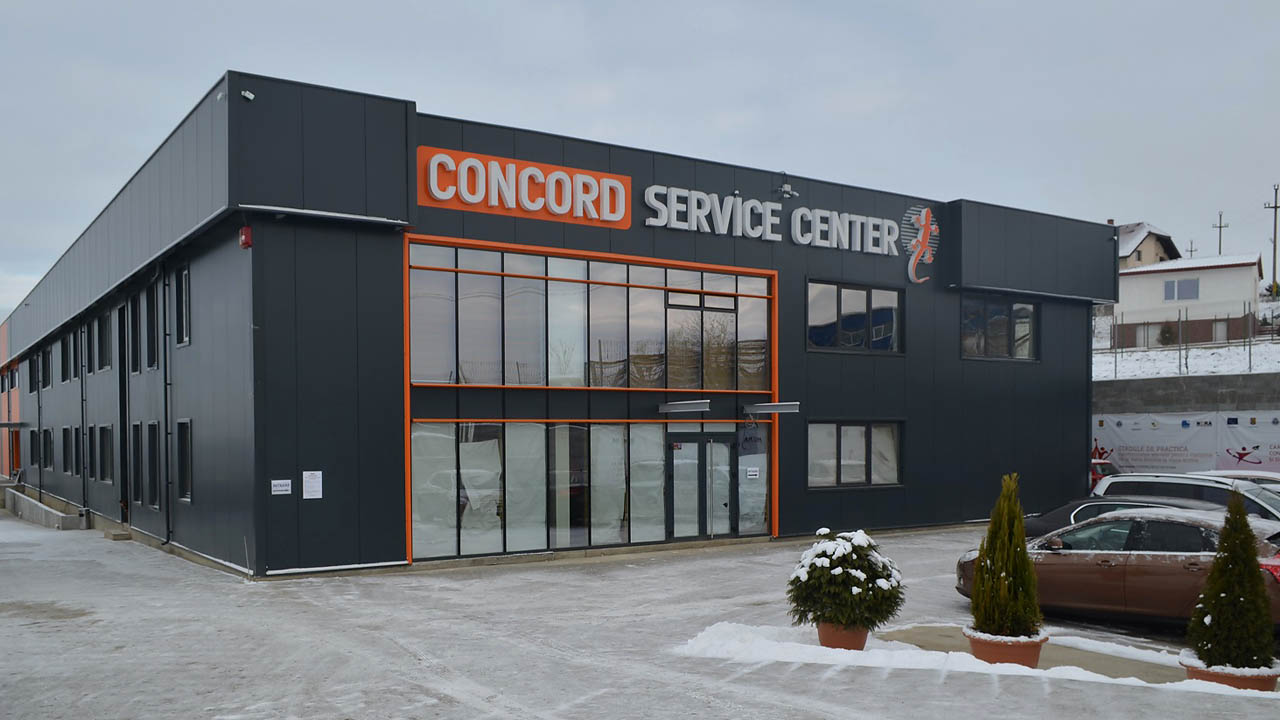 Concord Service Center Moves Into New Building News
